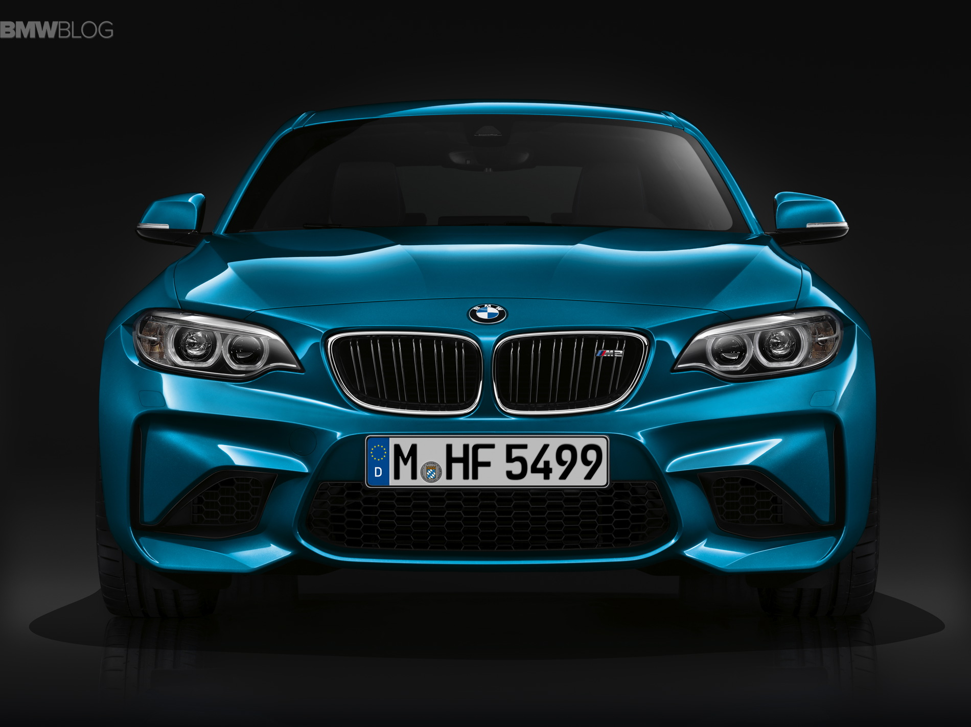 BMW M2 photos 03