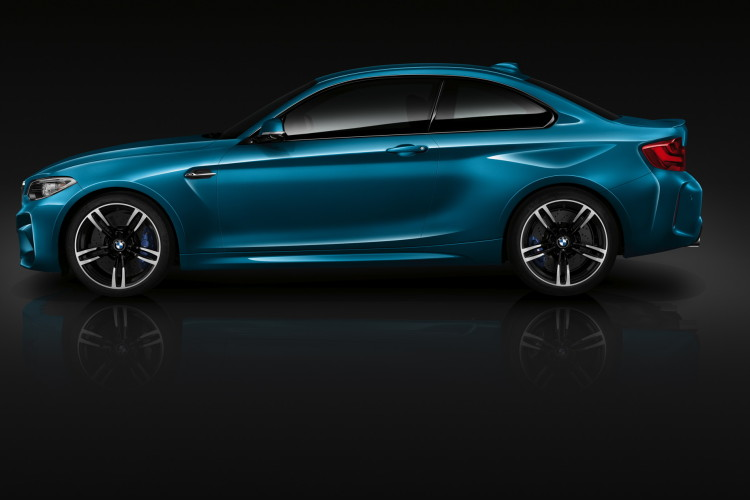 BMW M2 photos 05 750x500