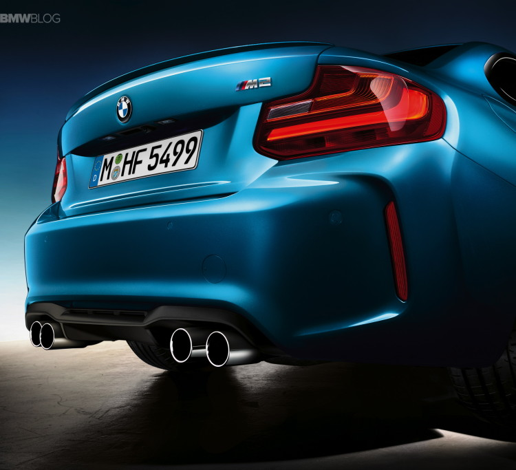BMW M2 photos 08 750x683