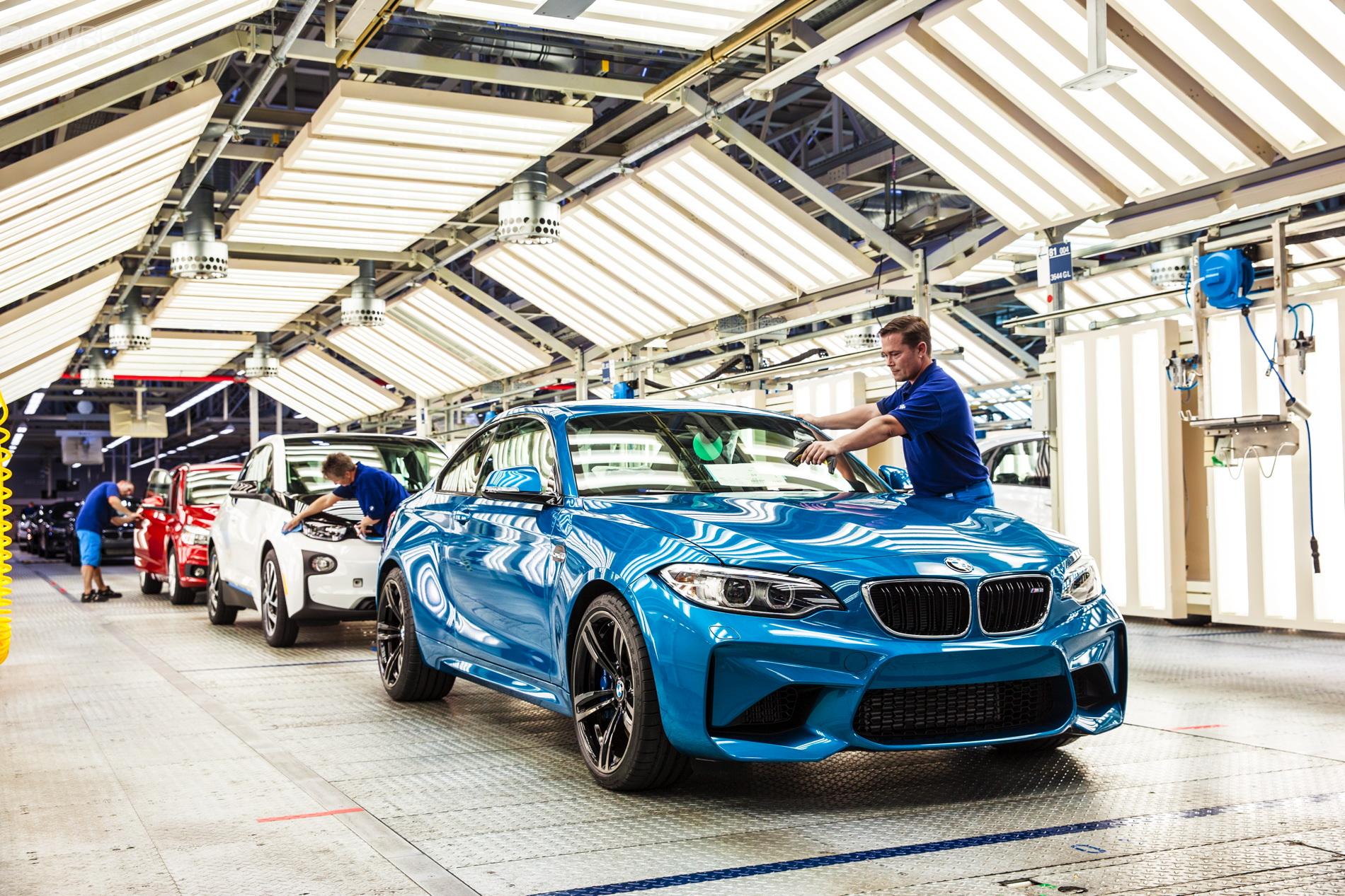BMW M2 production Leipzig 02