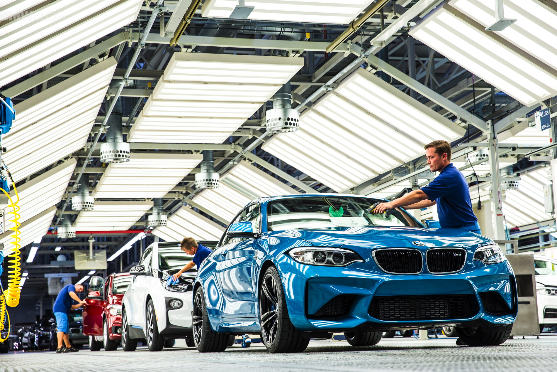 Bmw M2 Production To Run From 2015 Through 2020