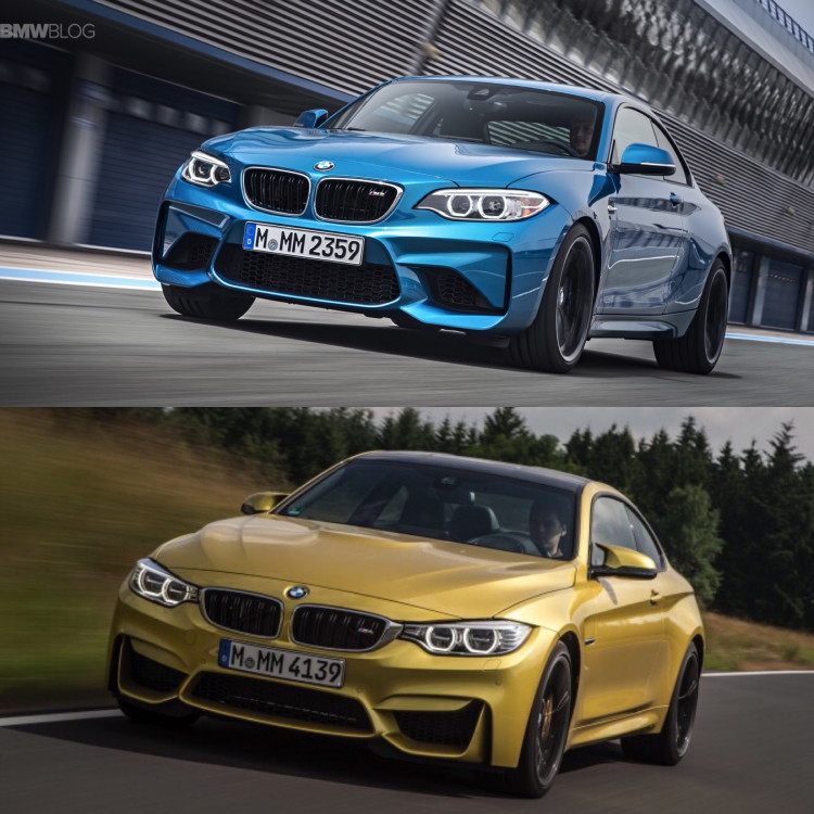 BMW-M2-vs-BMW-M4-comparison-02