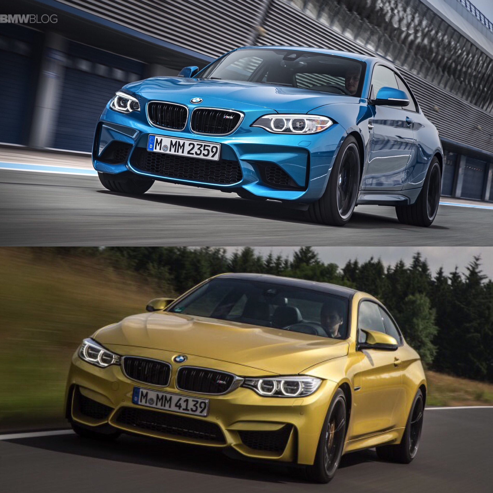 Bmw M2 Vs Bmw M4 Who Buys Which