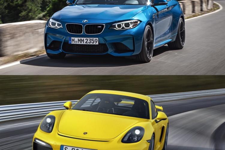 BMW M2 vs Porsche Cayman GT4 05 750x500