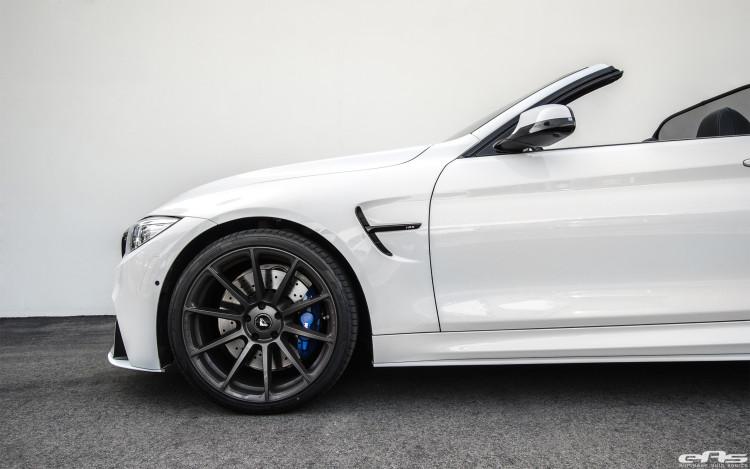 BMW M4 Convertible Rocking Vorsteiner Wheels 13 750x469