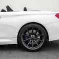 BMW M4 Convertible Rocking Vorsteiner Wheels