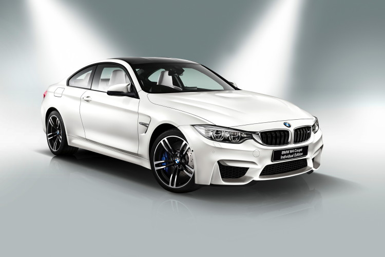 BMW M4 Coupe Individual Edition launching in Japan images 01 750x500