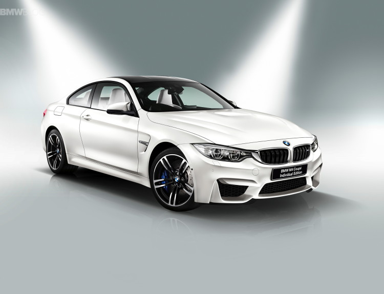 BMW M4 Coupe Individual Edition launching in Japan images 01 750x574