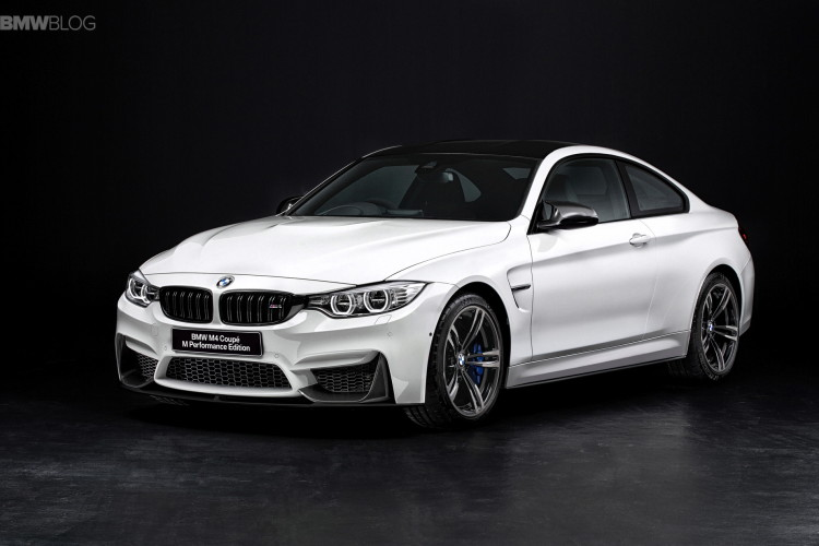 BMW M4 Coupe M Performance Edition for Japan images 02 750x500