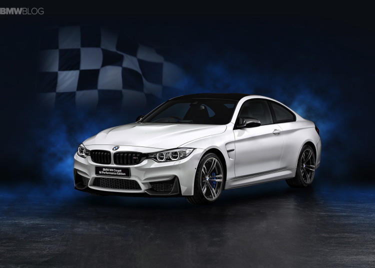 BMW M4 Coupe M Performance Edition for Japan images 04 750x536