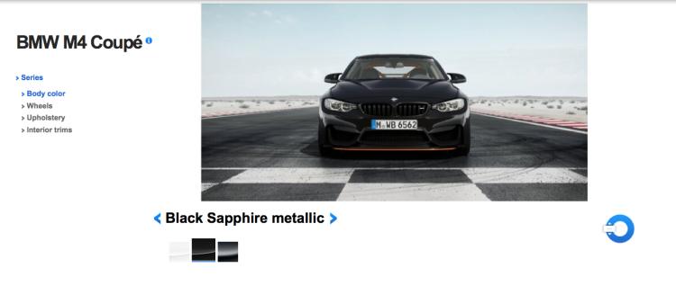 BMW M4 GTS Black Sapphire 4 750x318