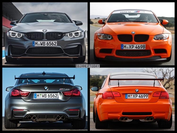 BMW M4 GTS M3 GTS comparison4 750x562