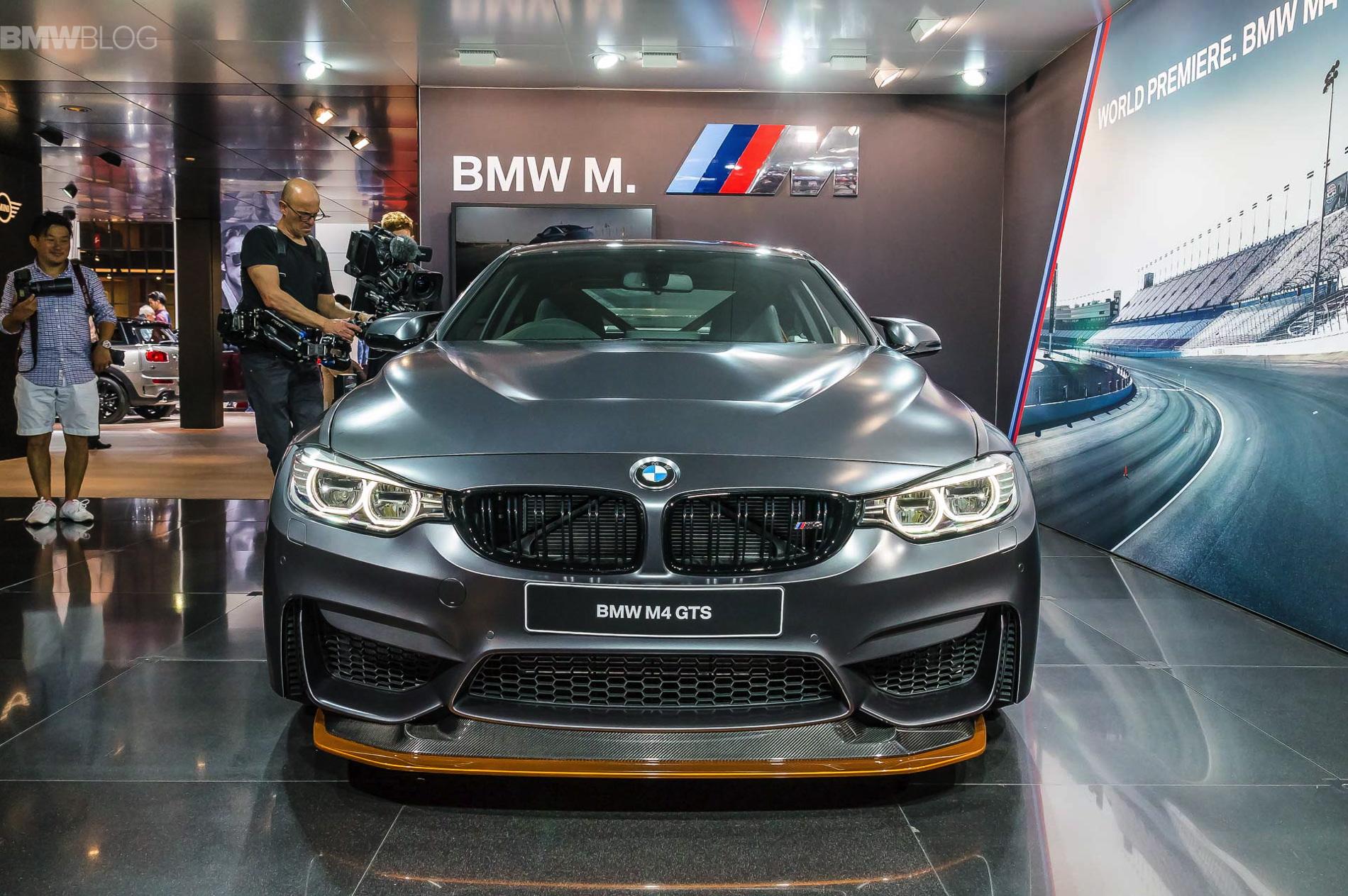 BMW M4 GTS Tokyo images 12