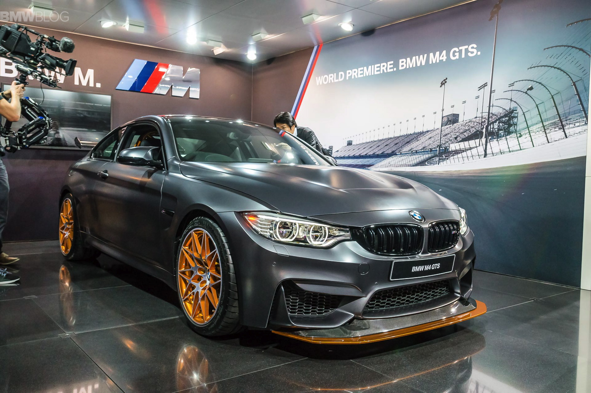 Bmw Builds Only Five M4 Gts Models Per Day
