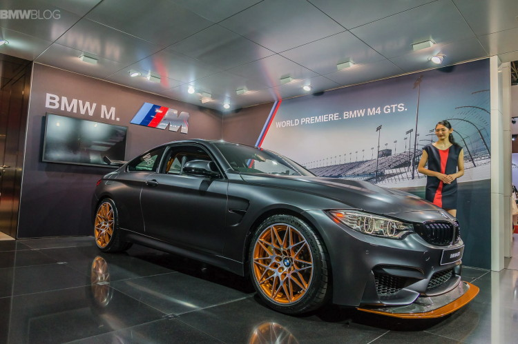 BMW M4 GTS Tokyo images 7 750x499