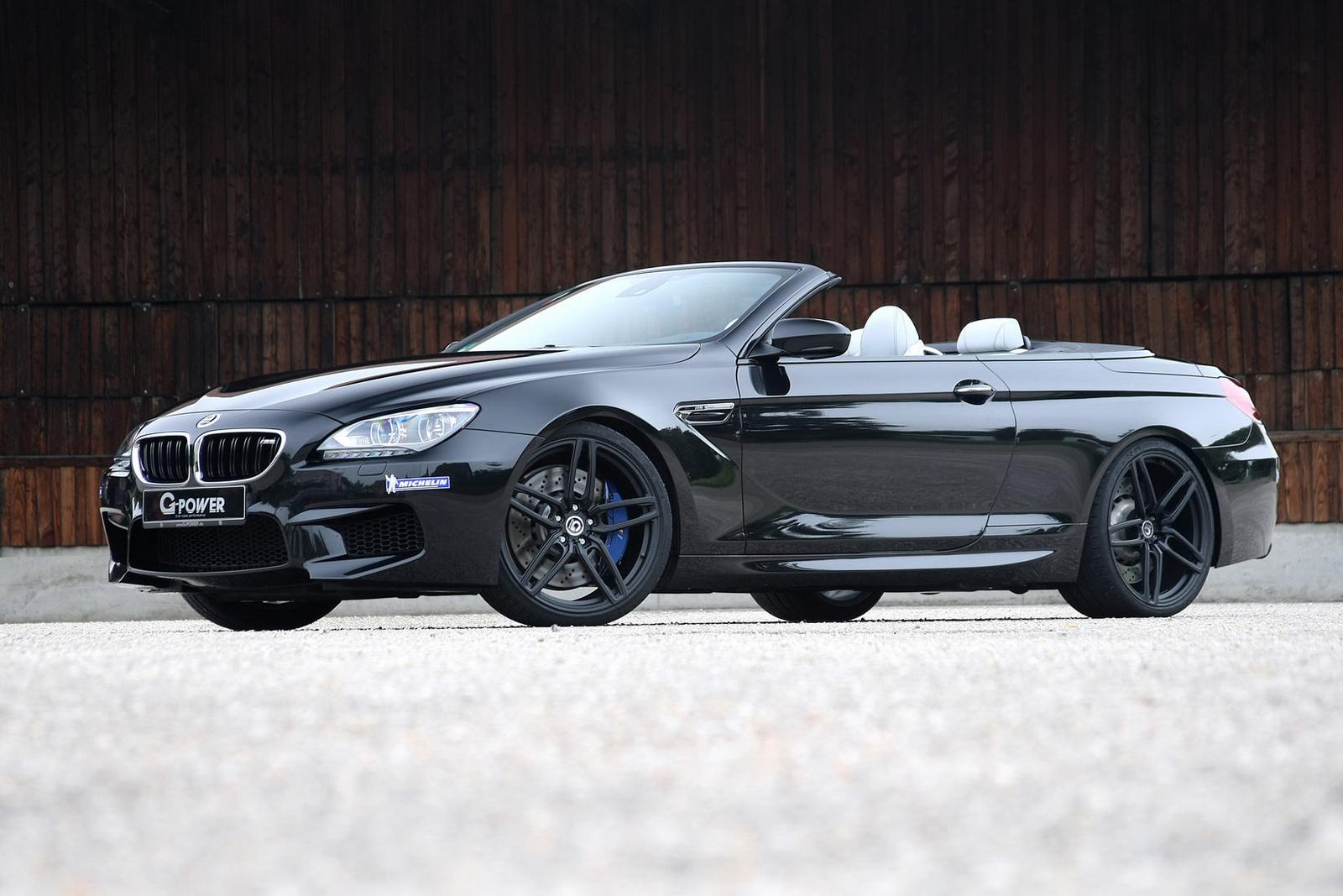 BMW M6 G Power 3