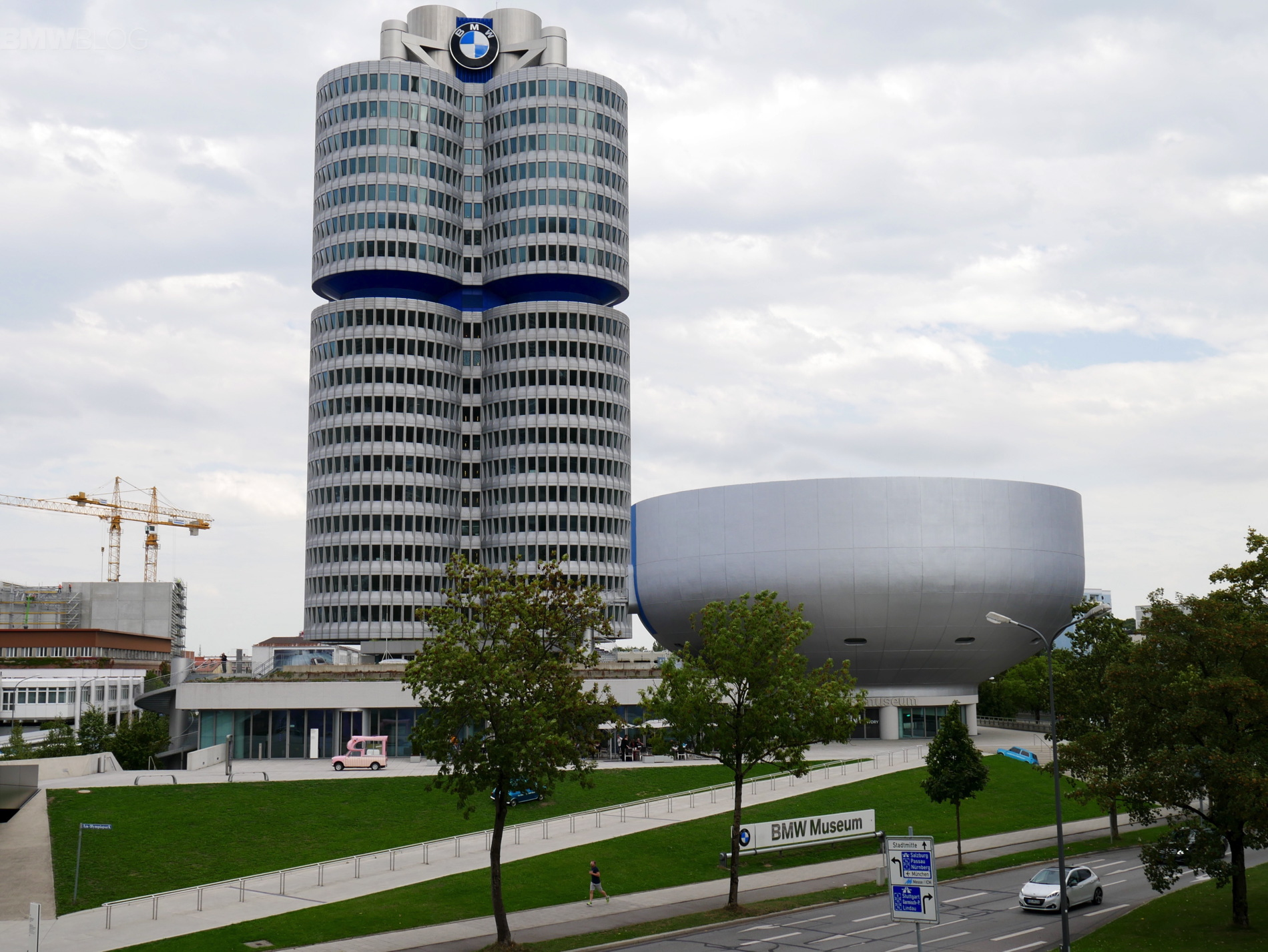 BMW Museum car photos 1