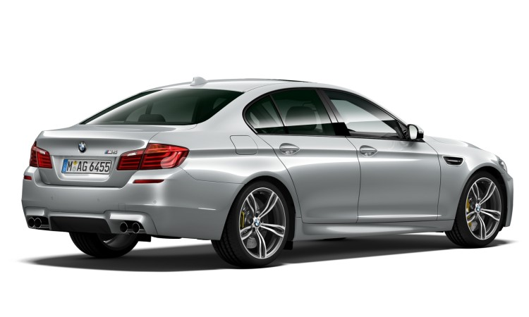 BMW PURE METAL M5 edition 750x450
