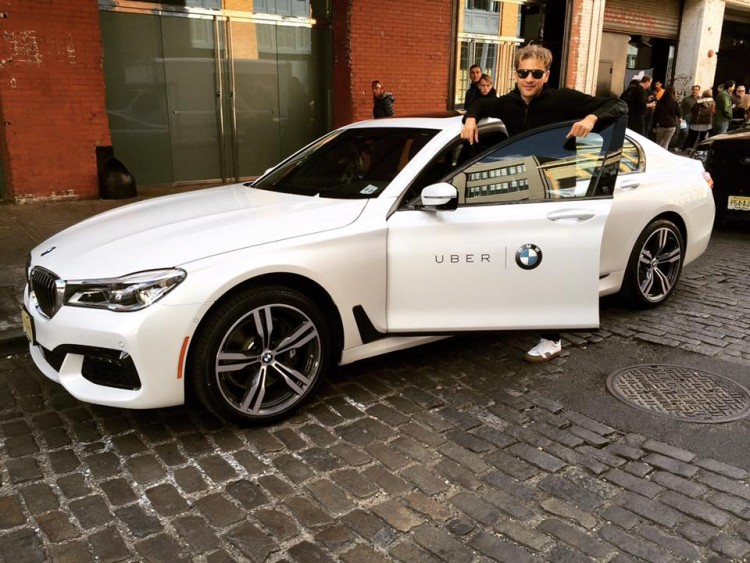 BMW Uber 7 Series rides 750x563