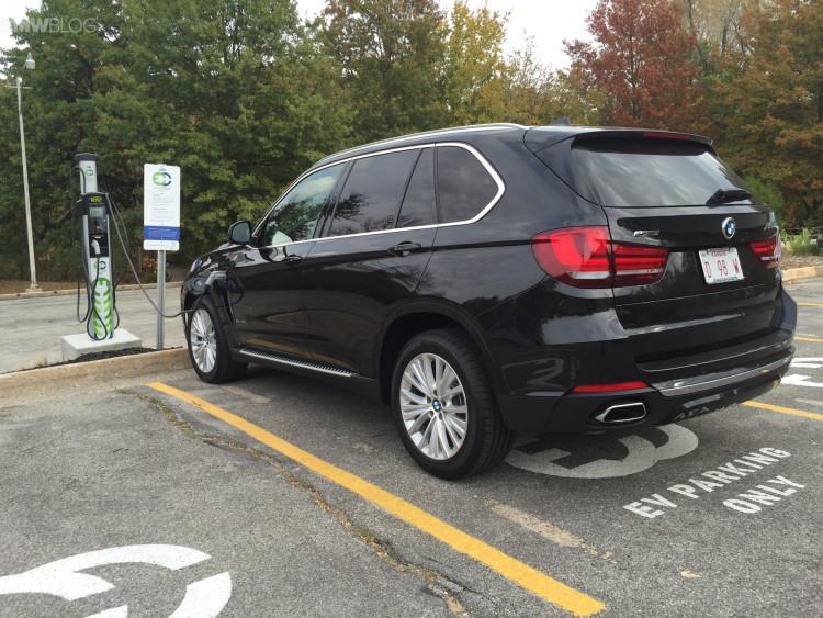 BMW X5 xDrive 40e test drive 2 750x563