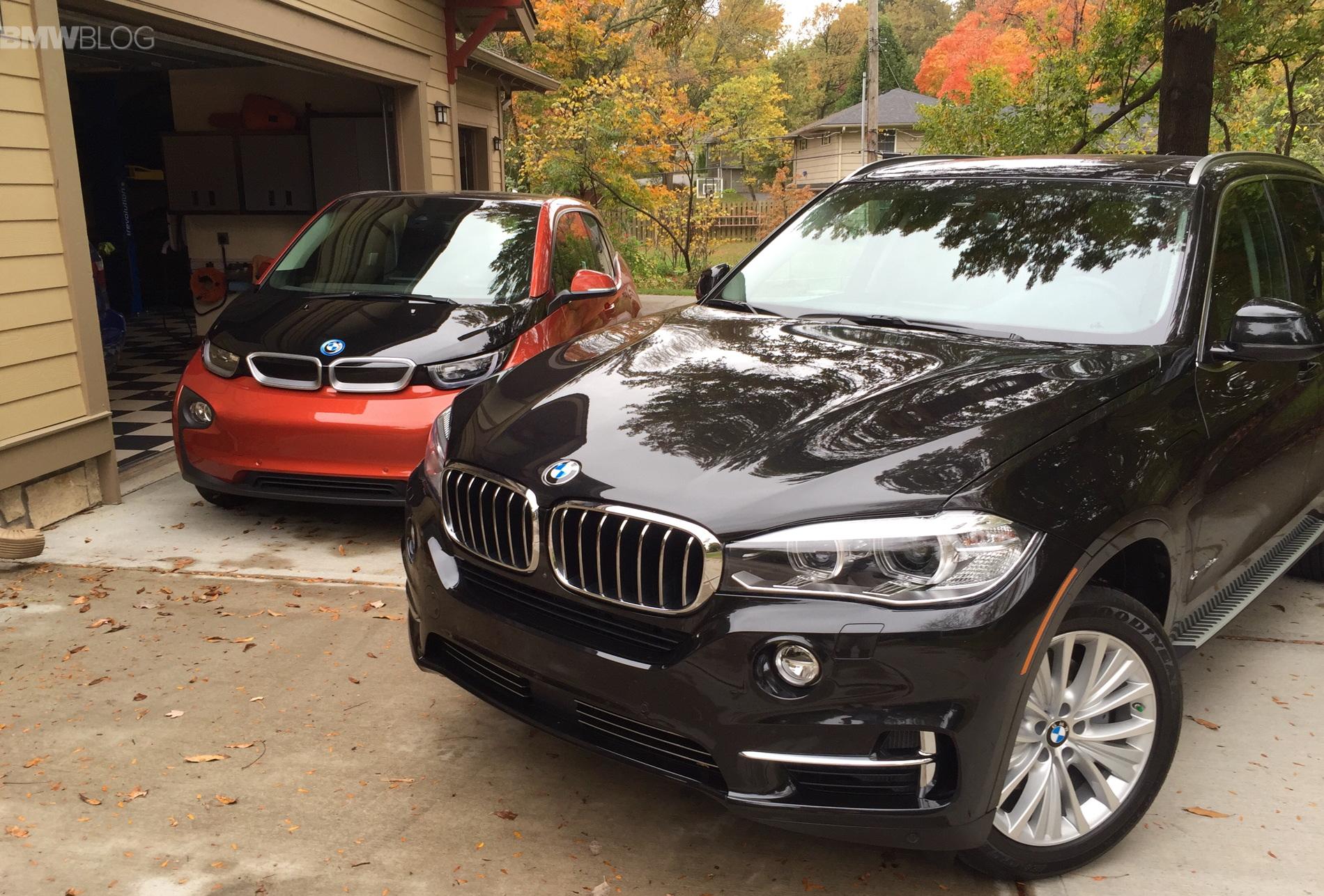 BMW X5 xDrive 40e test drive 7