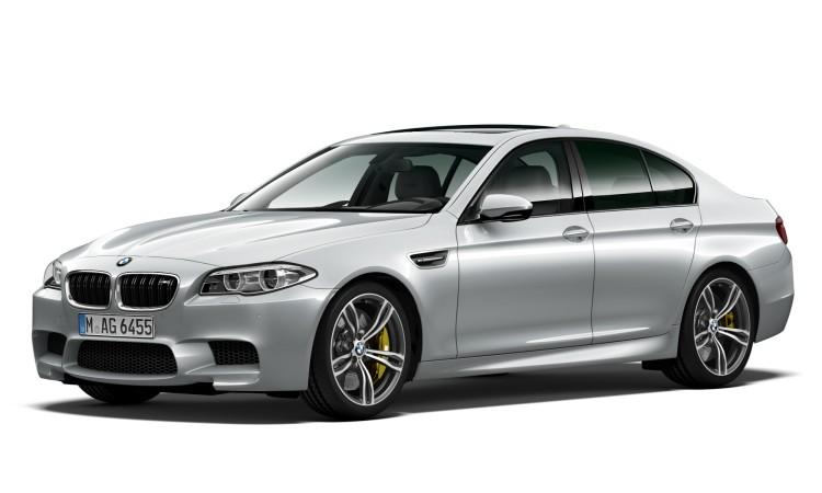 BMW PURE METAL M5 750x450