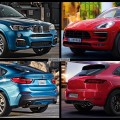 Bild Vergleich BMW X4 M40i F26 Porsche Macan GTS 2015 01 120x120