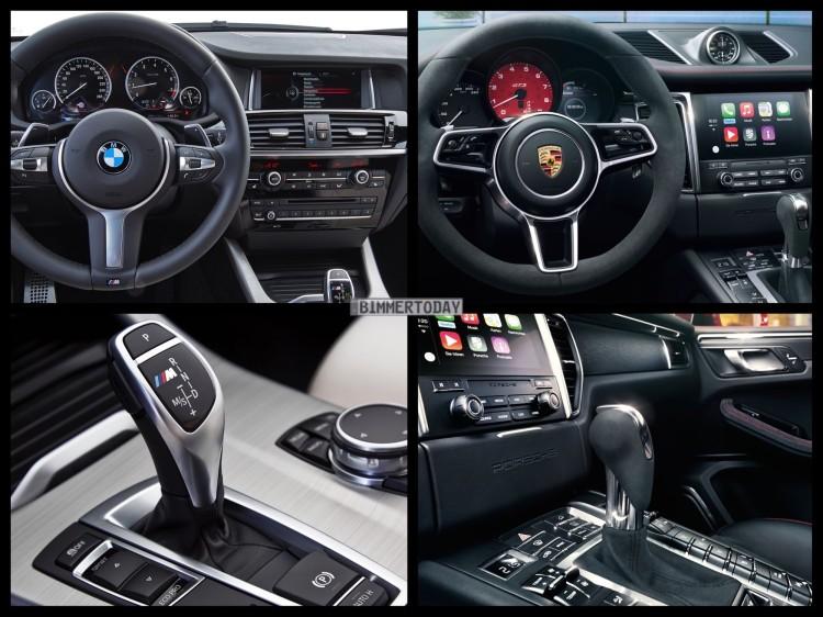 Bild Vergleich BMW X4 M40i F26 Porsche Macan GTS 2015 07 750x562
