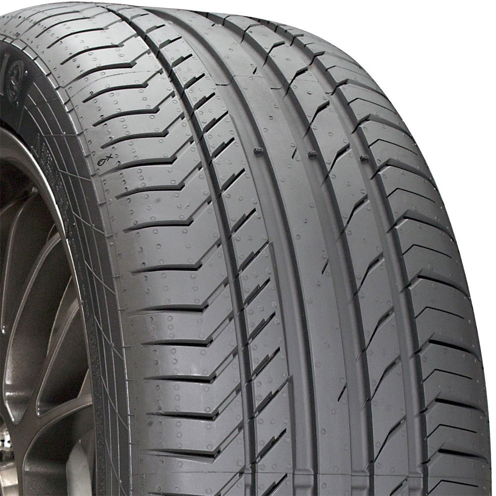 Tire Review: Continental ContiSportContact 5 SSR On BMW