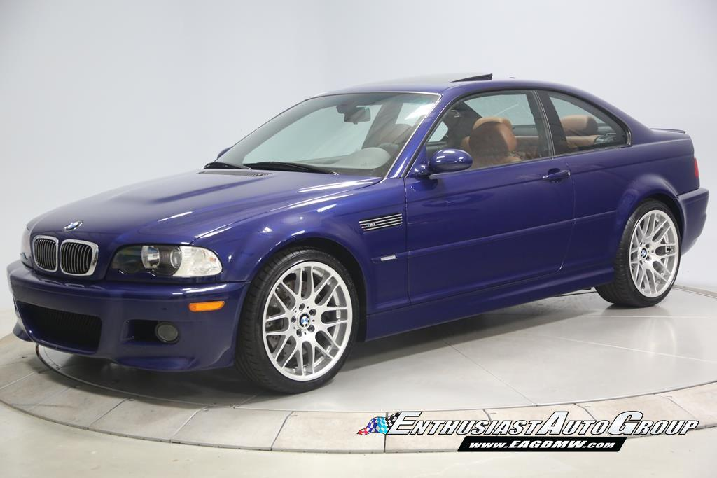 Unique 2005 Bmw M3 Manual Coupe Competition Package Is For Sale