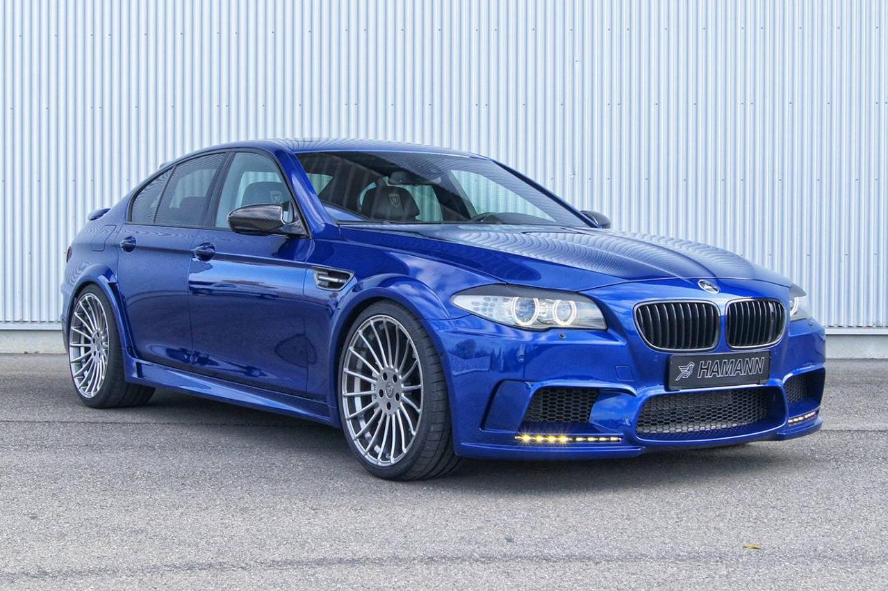 Hamann BMW M5 F10 Tuning 01