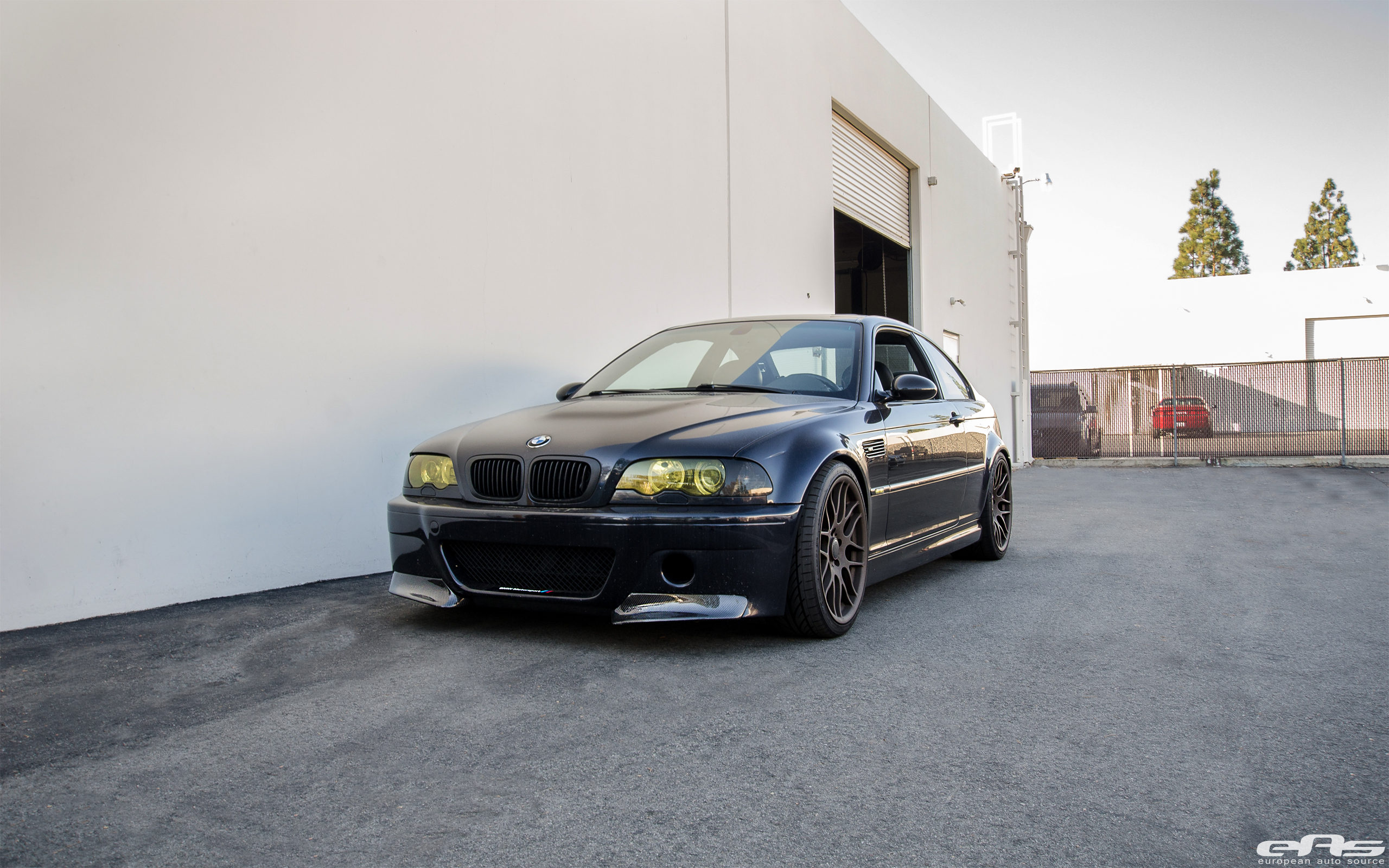 Interesting Looking BMW E46 M3 By European Auto Source 1