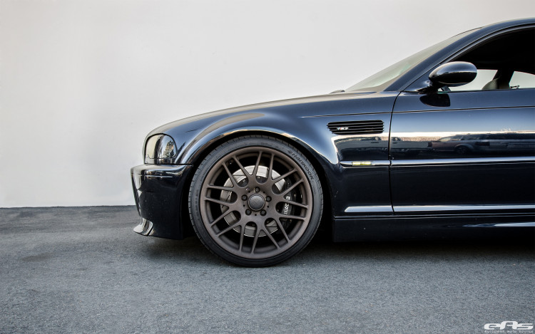 Interesting Looking BMW E46 M3 By European Auto Source 2 750x469