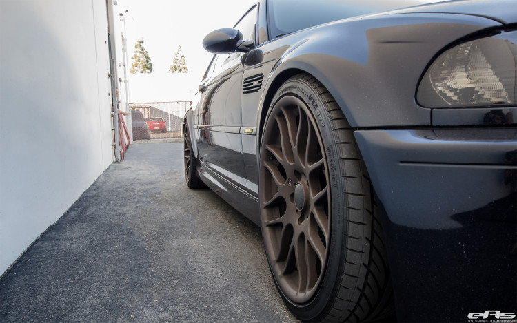 Interesting Looking BMW E46 M3 By European Auto Source