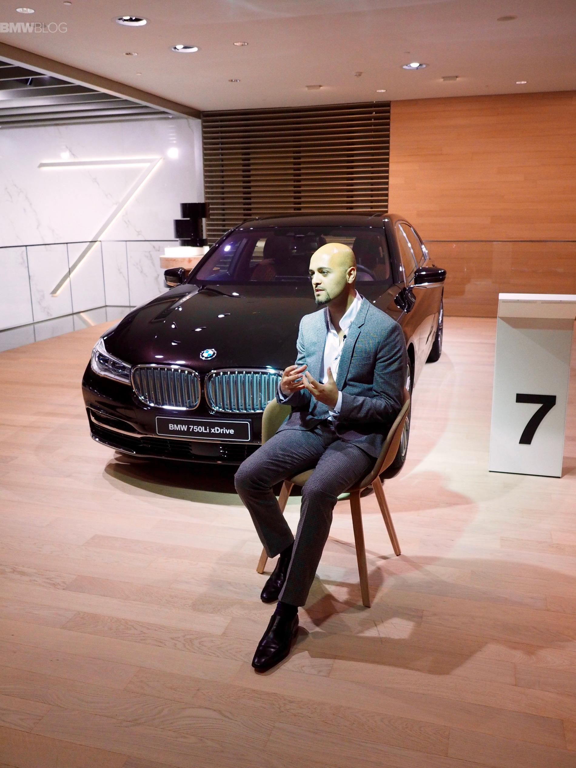 Nader Faghihzadeh BMW 7 Series 1