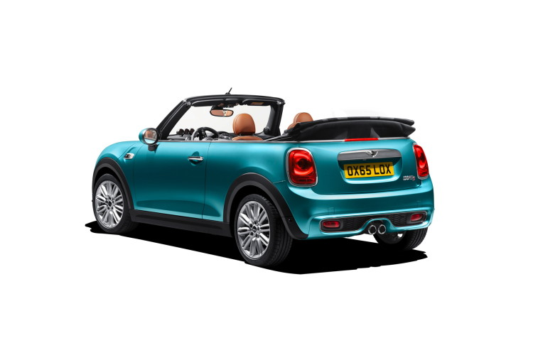 New 2016 MINI Convertible images 120 750x500