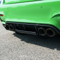Signal Green BMW M4 Project By AUTOCouture Motoring