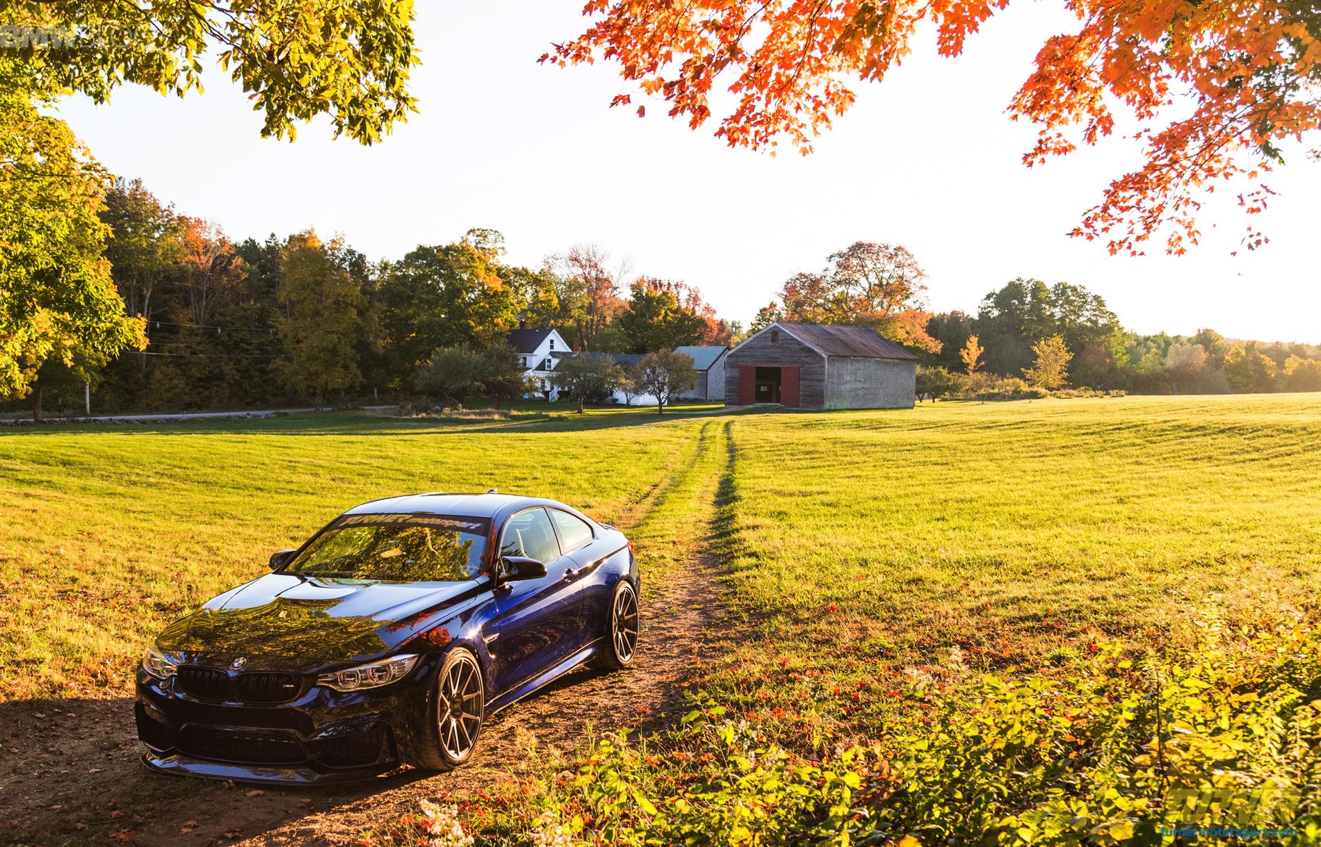 Turner BMW M4 Individual Tanzanite Blue Metallic images 08
