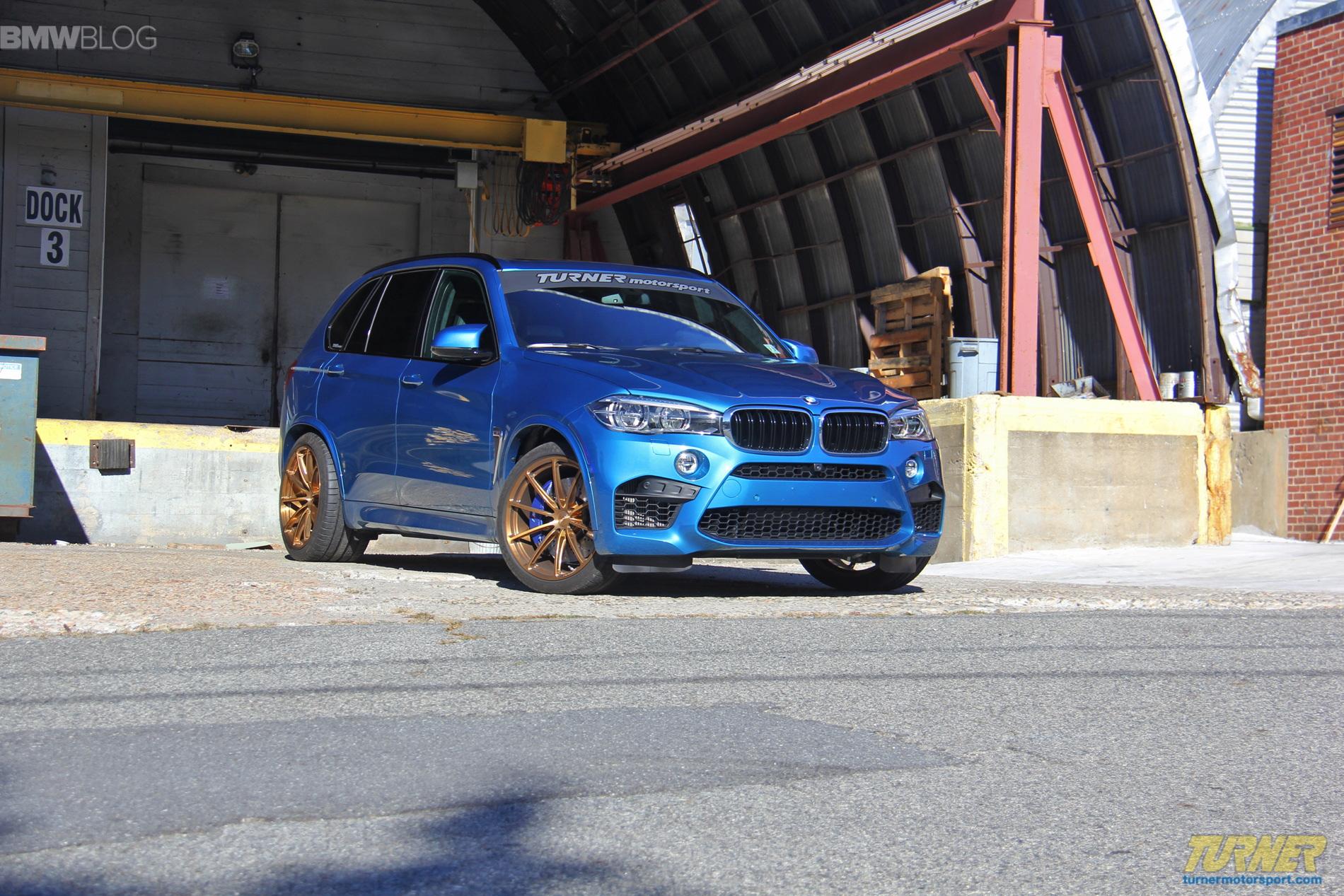 Turner F85 X5 M Project Car 01