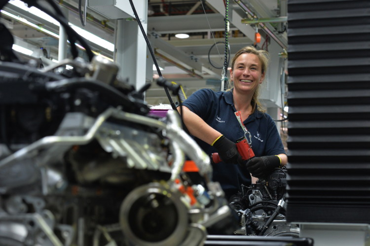 BMW has moved some engine output from UK due to Brexit