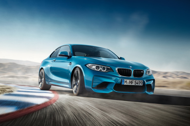 Download The Bmw M2 Official Brochure