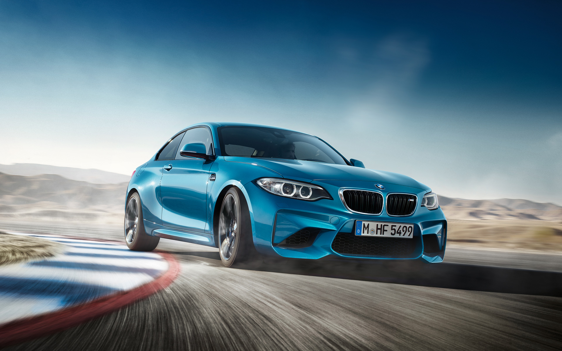 Download The First Bmw M2 Wallpapers