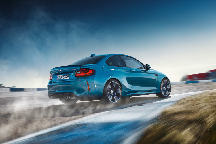 Behind The Scenes Of Bmw M2 Development