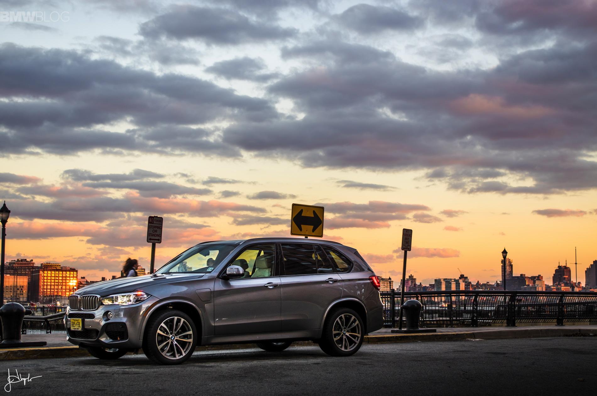 2015 BMW X5 xDrive40e test drive 36