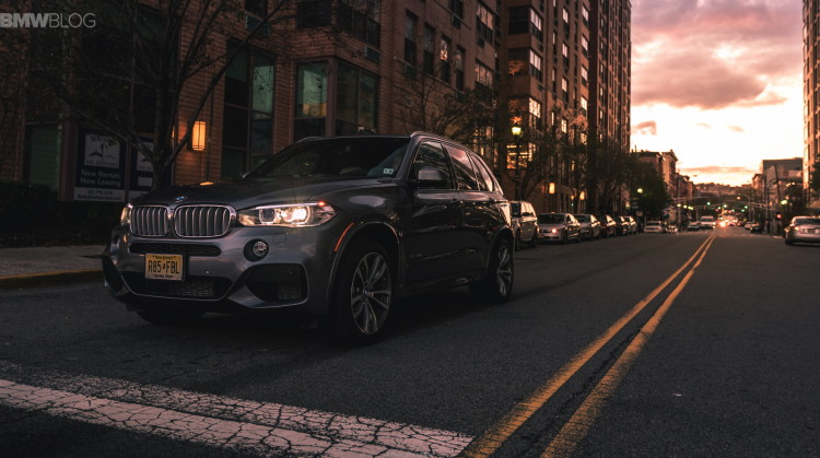 2015 BMW X5 xDrive40e test drive 8 750x419