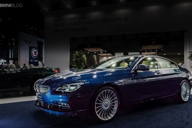 2015 Tokyo Motor Show BMW 5 750x500