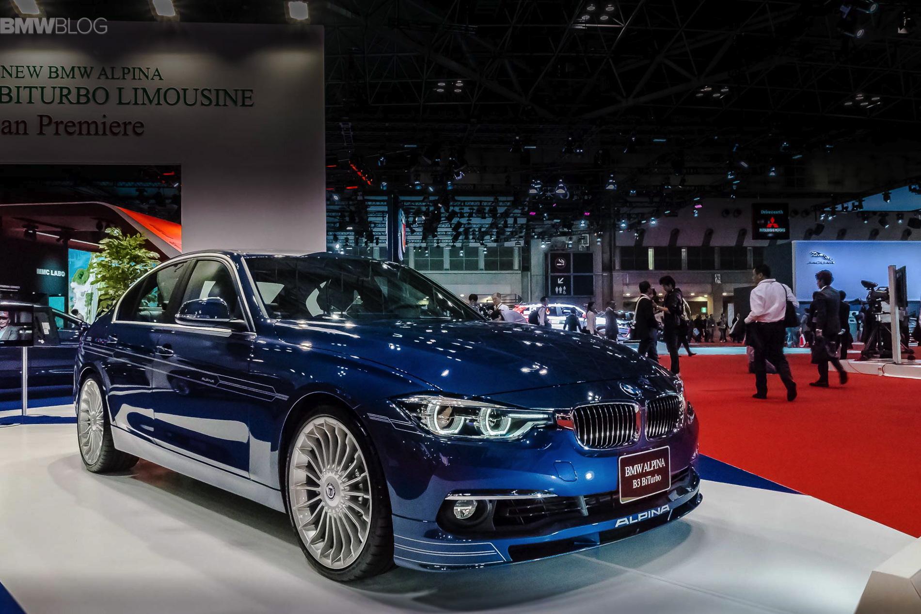 2015 Tokyo Motor Show BMW 6