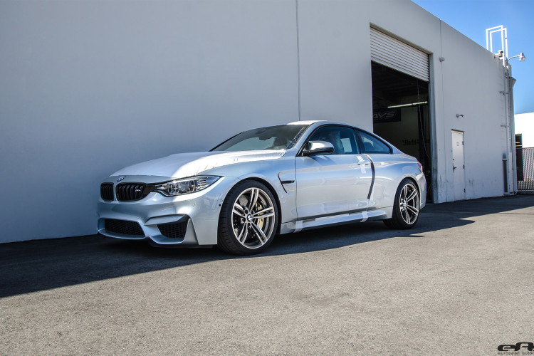 2016 Silverstone BMW F82 M4 Fresh Off The Lot 1 750x500