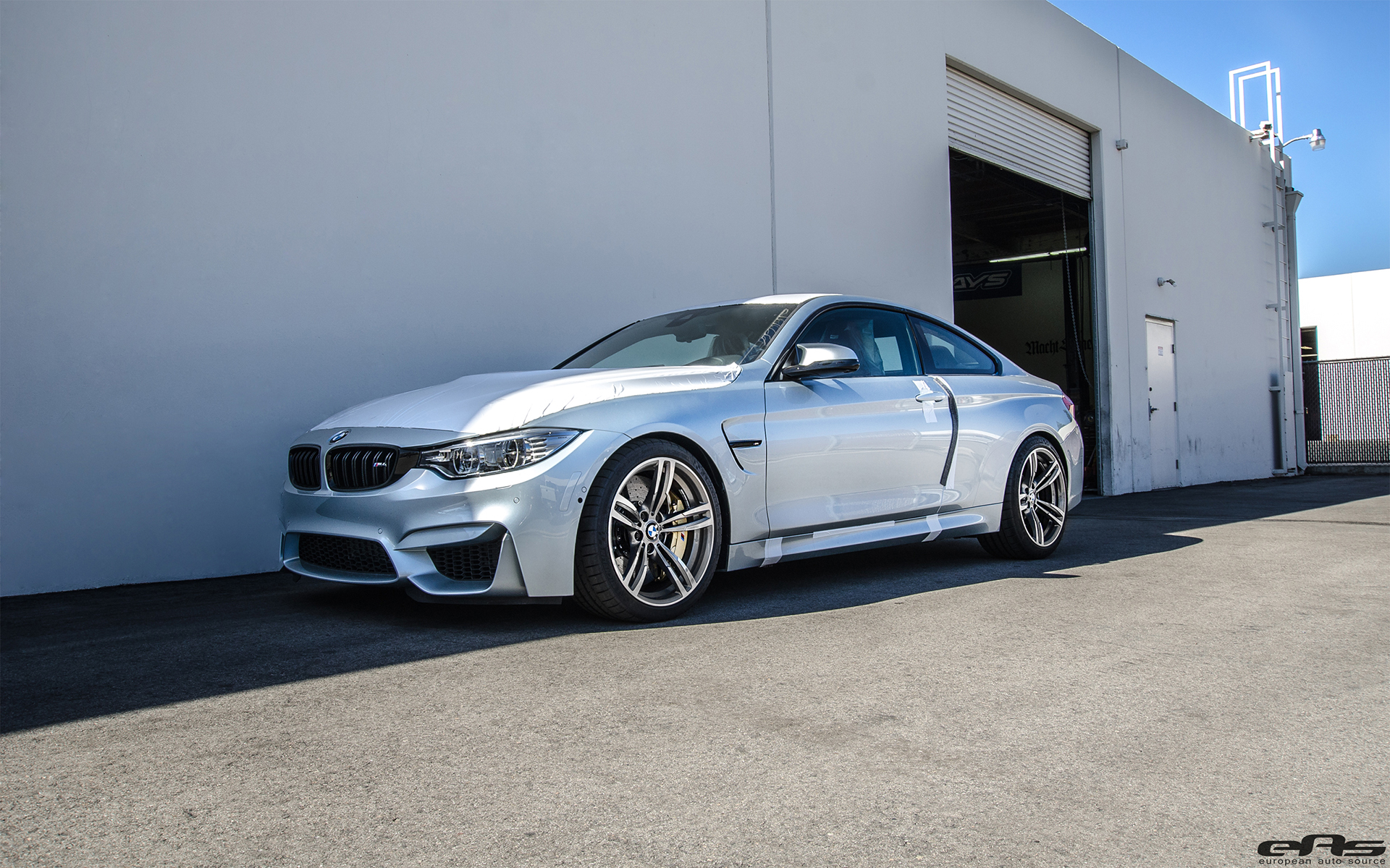 2016 Silverstone BMW F82 M4 Fresh Off The Lot 1