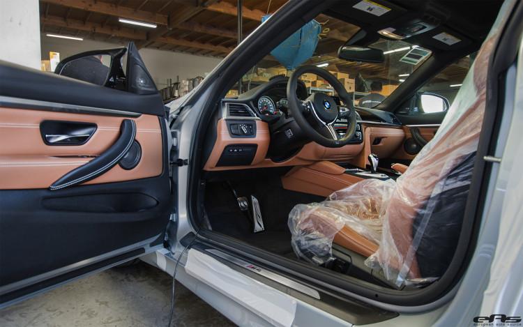 2016 Silverstone BMW F82 M4